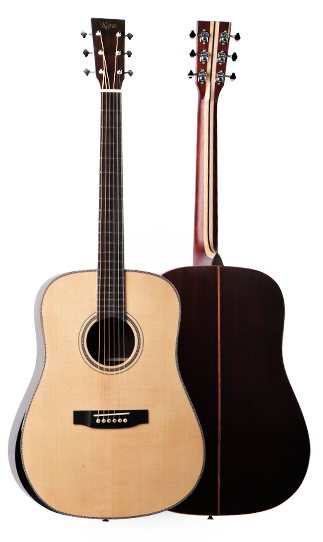 Kane guitar KD18C